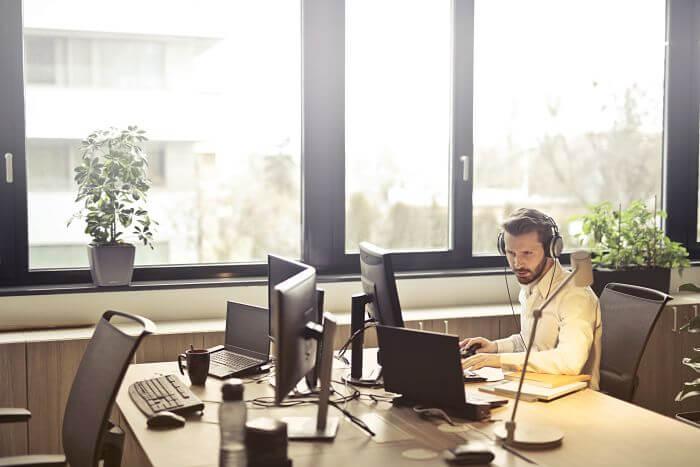 sistema de monitoreo para call center